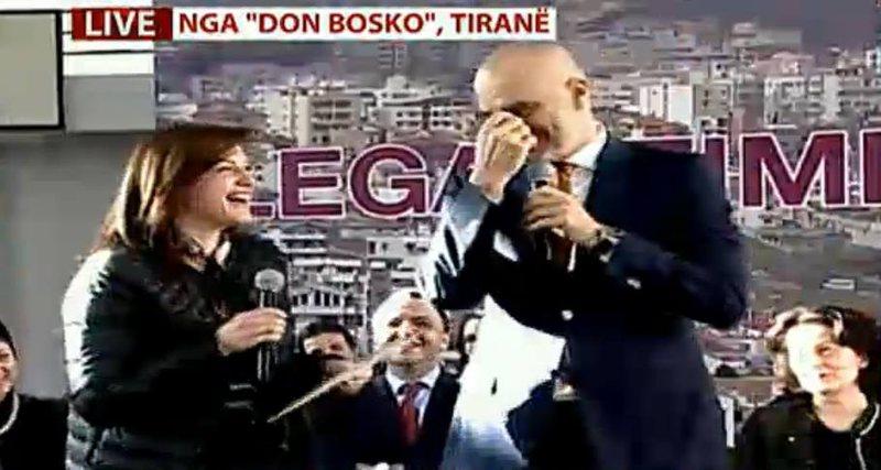 """Rama shpërndan 600 legalizime falas në """"Don Bosko"""":"""