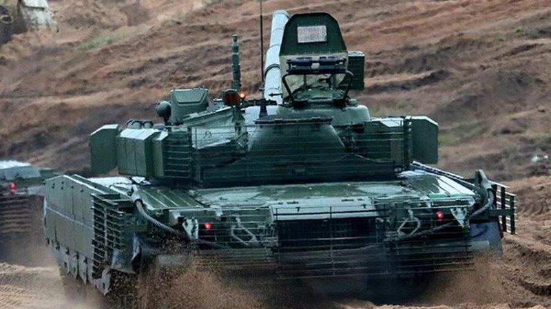Norvegjia e shqetësuar nga tanket rusë T-80BVM të vendosur
