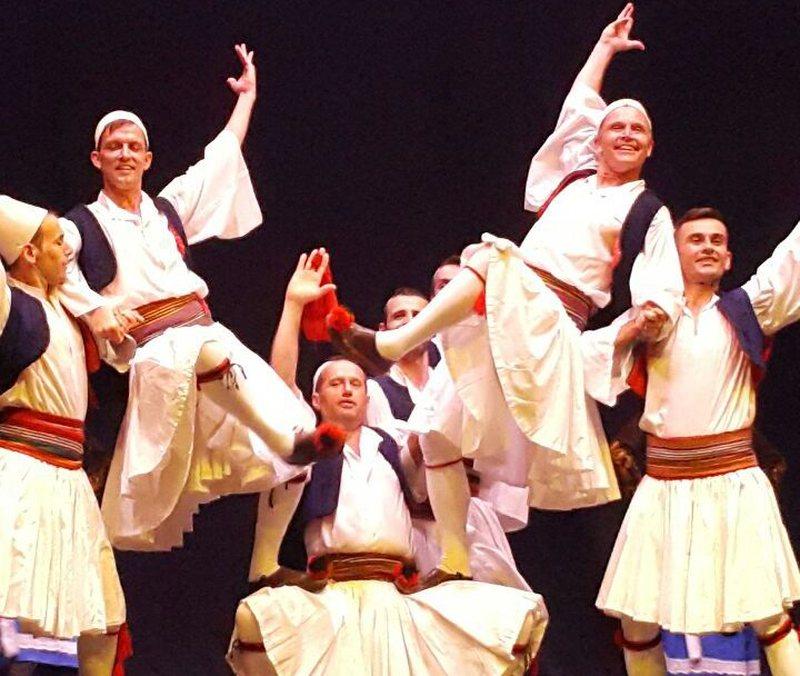 Ansambli Popullor, vazhdon turin me koncerte jashtë vendit