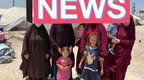 (PHOTOS) Fantastic news is coming / Albanian families in ISIS camp are being