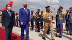 Edi Rama pritet me ceremoni shtetërore në Egjipt, nënshkruhen tre