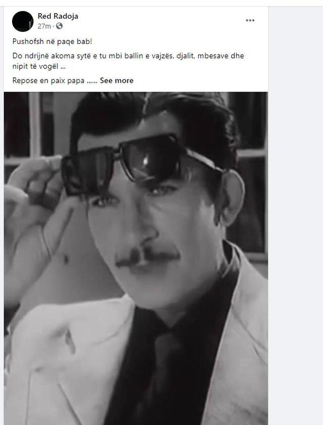 Humbje e madhe/ COVID-19 i merr jetën aktorit të njohur shqiptar,