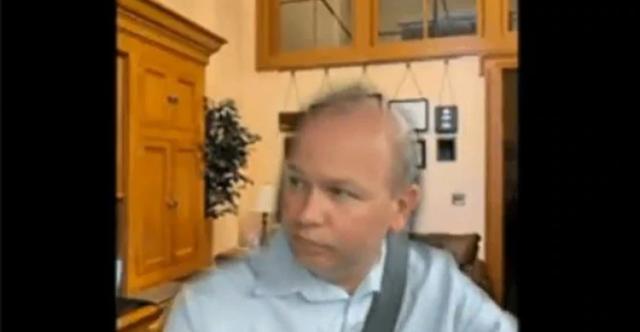 VIDEO që po 'thyen' rrjetin/ Mashtroi gjatë lidhjes live