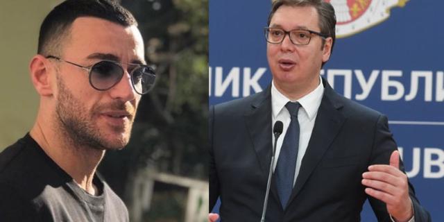 Stresi i drejtohet me dy fjalë Vuçiçit, ja çfarë