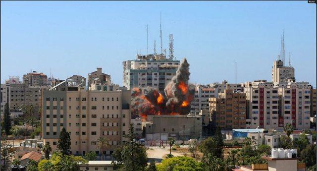Përshkallëzohet konflikti mes izraelitëve dhe palestinezëve,