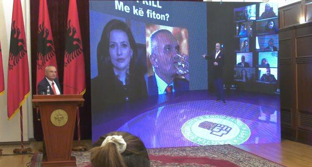 """""""Ja kush e përfshiu Presidentin në fushatë"""", Ilir"""