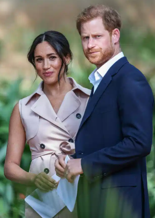 Mysterious events! Movie about Harry and Meghan, directors recreate scene of