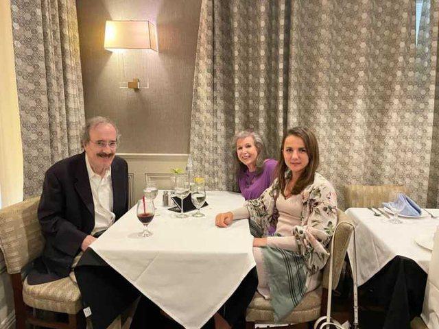 What is Rudina Hajdari plotting? MP urgent meeting in New York with Congressman