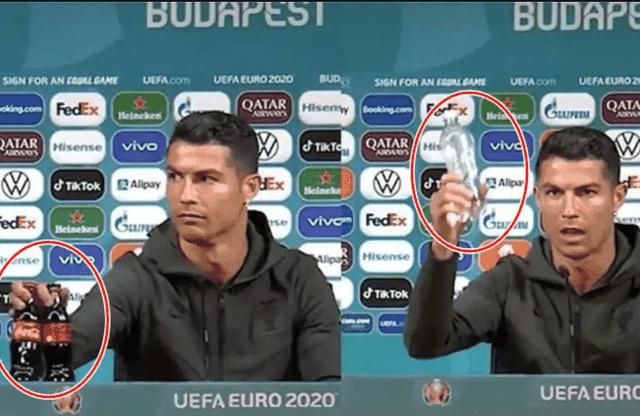 Pas gjestit të Cristiano Ronaldos që u bë virale,