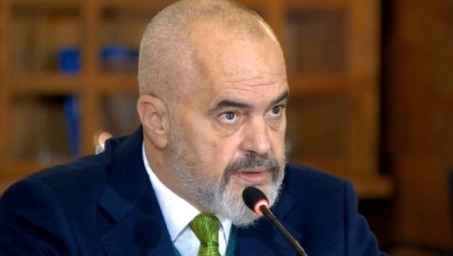"""""""The blue economy will recognize a new growth"""", Prime Minister Rama"""
