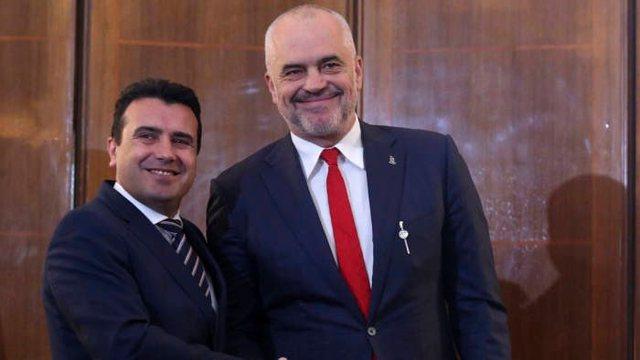 Vendimi i BE/ Reagon Zaev dhe flet në krah të Ramës: