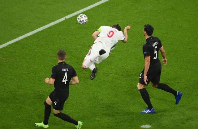 Hungari e pafalshme ndaj Gjermanisë, shënon golin e parë (VIDEO)