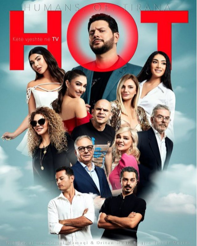 What happened? Ermal Mamaqi and three actors of the 'HOT' series end