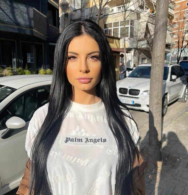 Was she engaged before she became part of 'Match'? Jasmina Kadriu