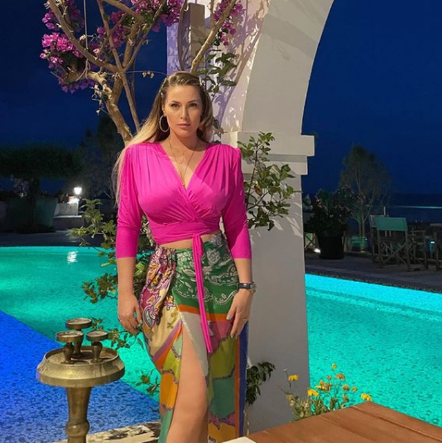 """""""I have no desire to live in Albania"""" / The famous actress shows why"""