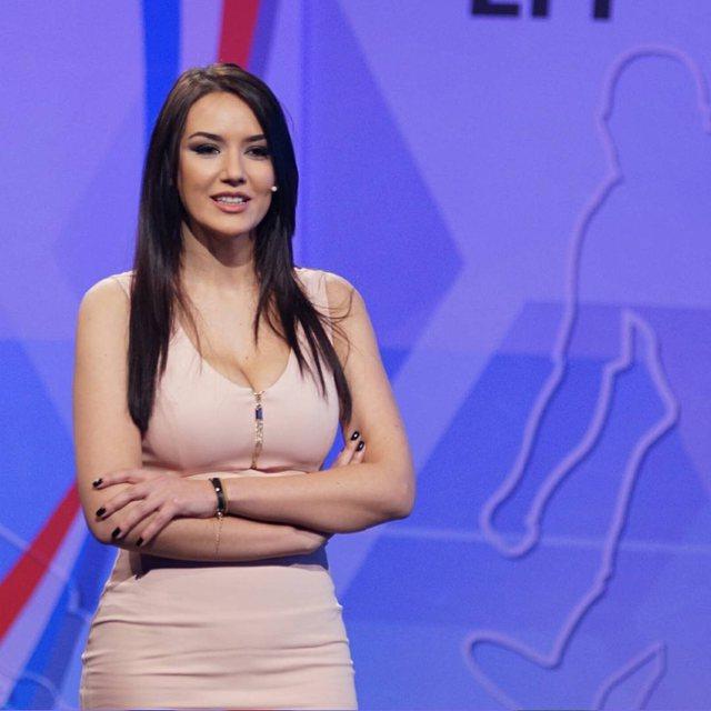 Prezantuesja e njohur e Top Channel, Bora Zemani e ka gati emrin për