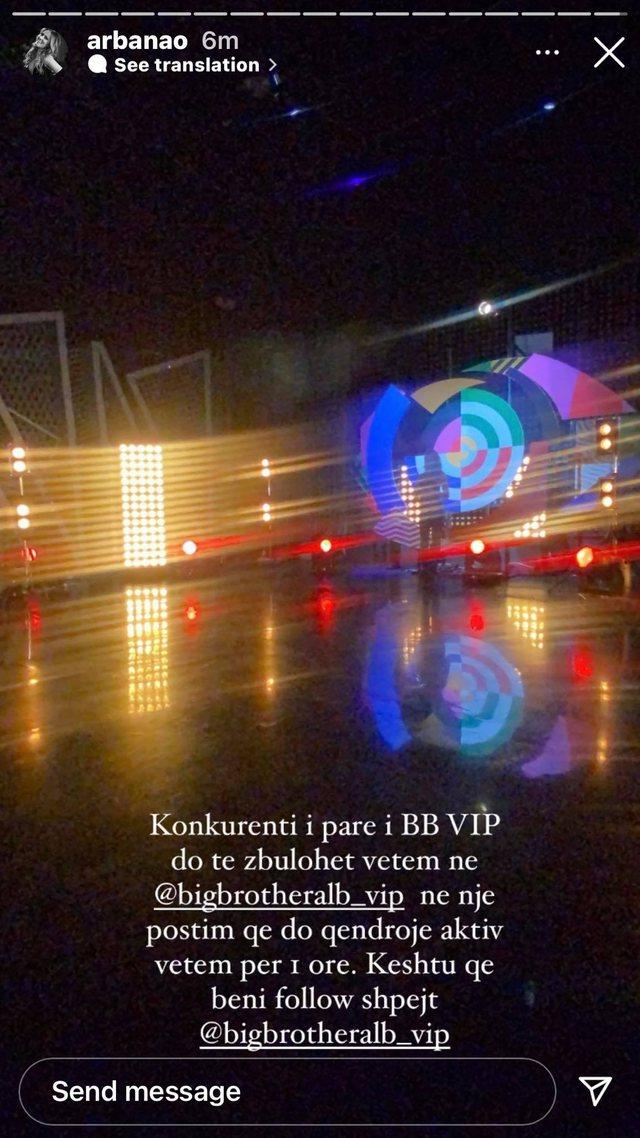 Kush do të jetë konkurrenti i parë VIP në Big Brother?