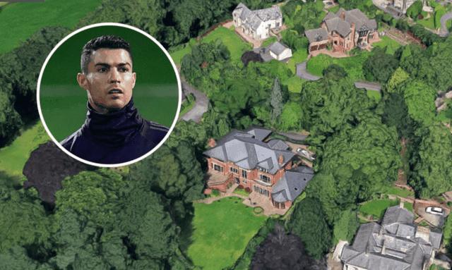 Gati për një jetë të re, shtëpia e Ronaldos në