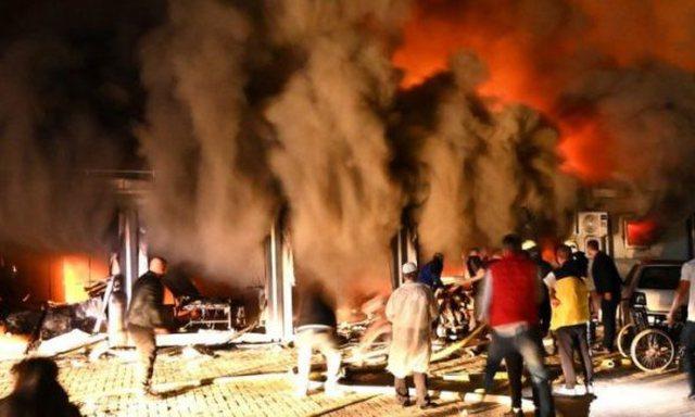 """""""30 metra lart zjarri, katastrofë ka qenë, ulërima dhe"""