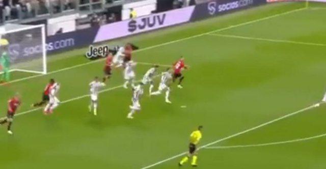 (VIDEO) Shënohet goli i parë në supersfidën Juve-Milan
