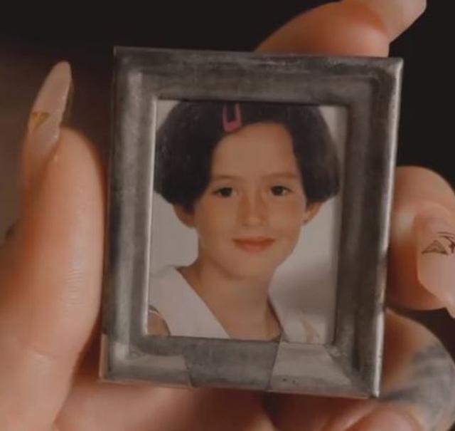E njihni këtë vogëlushe? Sot ajo është një