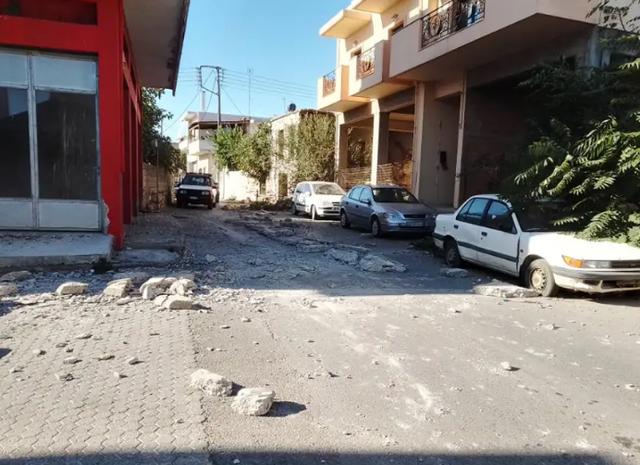 Tërmeti i fuqishëm goditi Kretën, shënohet viktima e