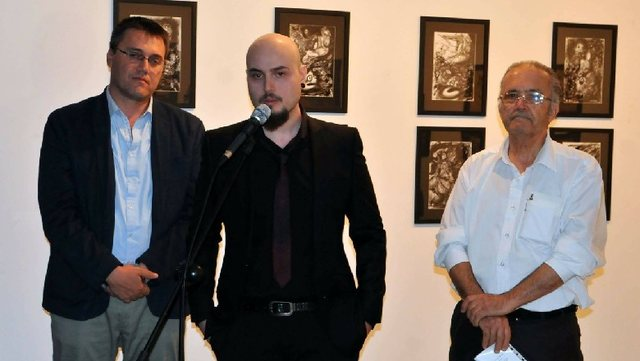 Sad news! Coronavirus takes the life of the Albanian painter at a very young