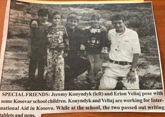 Punuan bashkë në ndihmë të refugjatëve nga Kosova,