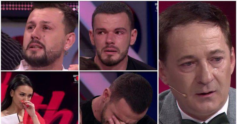 What happened? Bora Zemani, Arjan Konomi and other competitors burst into tears