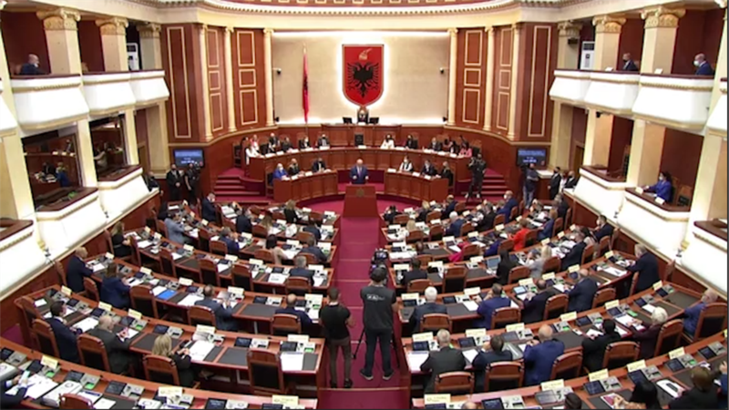 """""""The Assembly approved the program and composition of the socialist"""