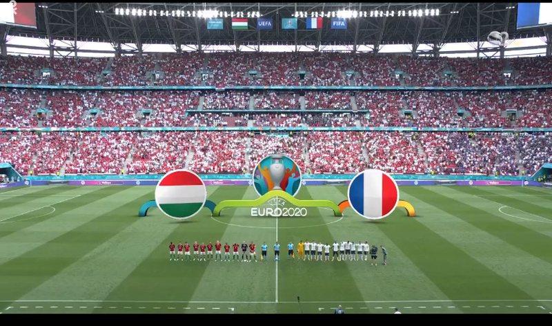 Hungari-Francë/ Pasim magjik i Mbape, Benzema humb rastin e artë