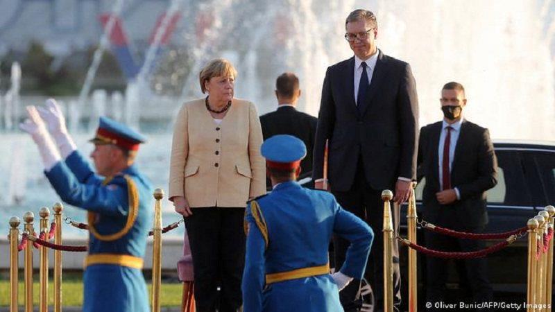 Merkel në Serbi, DW zbardh detajet e takimit dhe ultimatumin që dha: