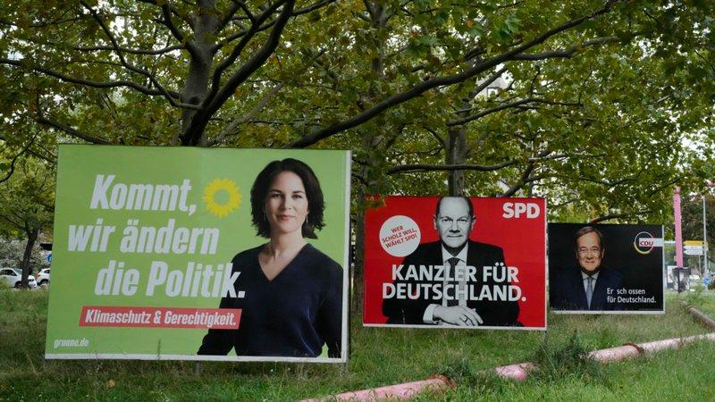 Zëri i Amerikës: Zgjedhjet gjermane pothuajse në barazim mes