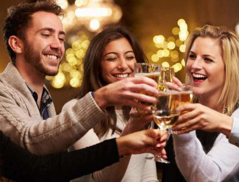 Do you blush when you drink alcohol? Here is what happens inside your body