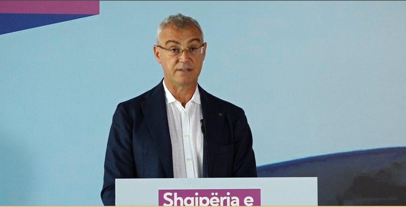 OSCE / Reagon report SP, Arben Pëllumbi press conference: Clear and