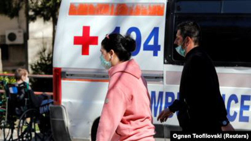 Fluturon kurba/ Alarmante situata në Maqedoni e Veriut, mbi 100 të