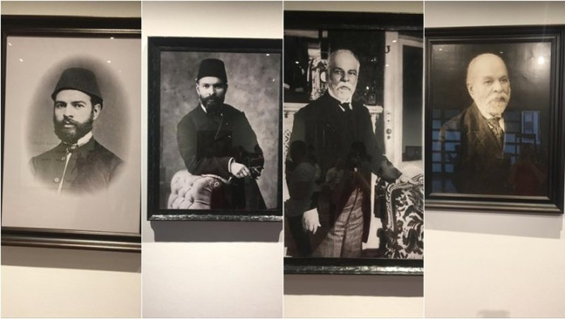 Katër foto të rralla të Ismail Qemalit ekspozohen në