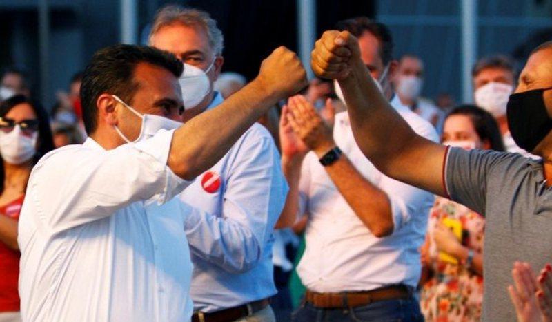 Procesi i numërimit drejt fundit, Zaev shpall fitoren: Jemi në