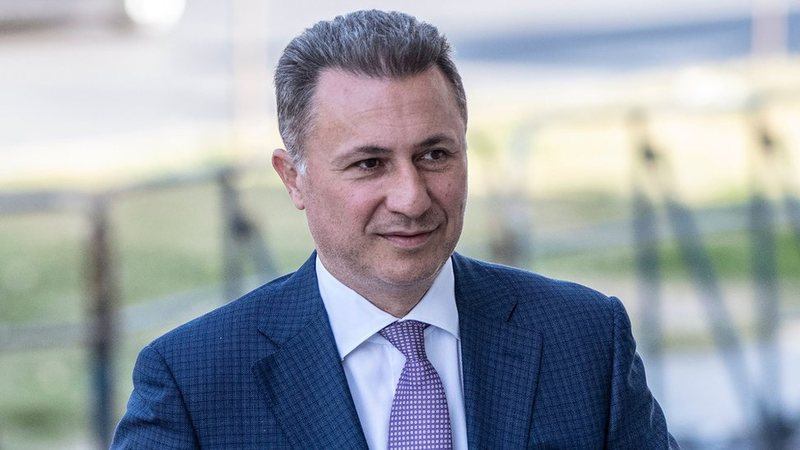 Former Prime Minister of Northern Macedonia sentenced to prison. Here is how