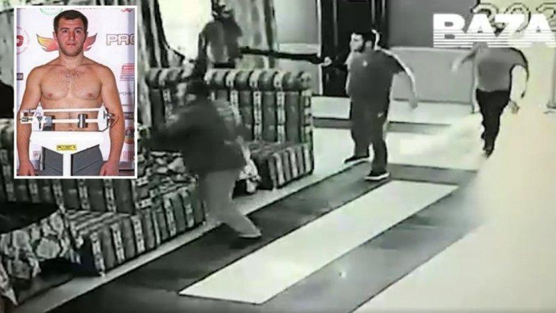Sad! Executed with a Kalashnikov athlete, clashed for land
