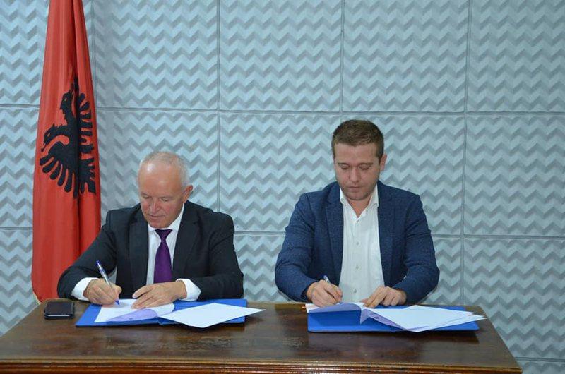 DPA marrëveshje me fakultetin/ Dokumentet arkivore, falas për