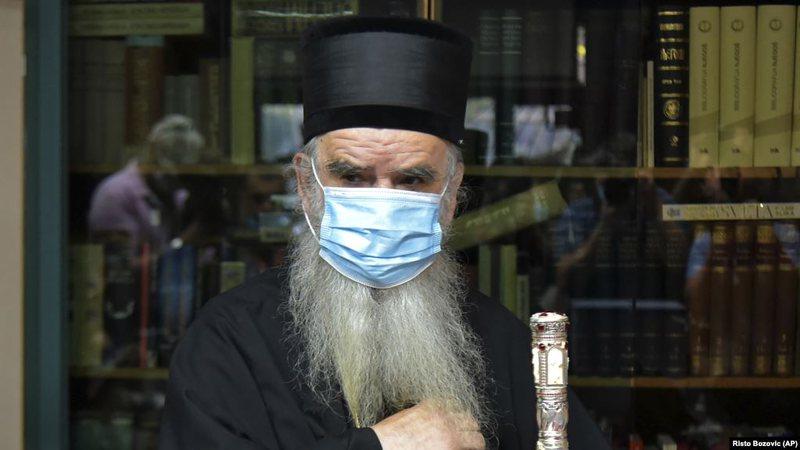 Ishte infektuar me COVID-19, ndahet nga jeta mitropoliti i njohur i Kishës