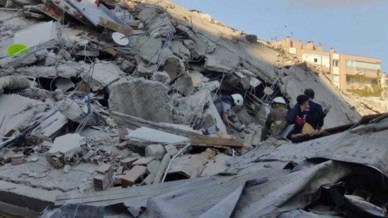 Tërmeti shkund Greqinë, nxirren nga rrënojat trupat e dy