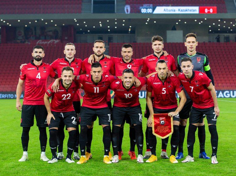 Kombëtarja me avantazhe ndaj Bjellorusisë, Shqipëria më