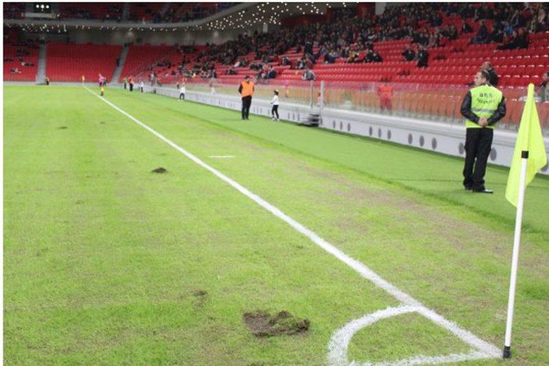 Fushat e stadiumeve shqetësojnë FSHF-në, UEFA mund të mos i