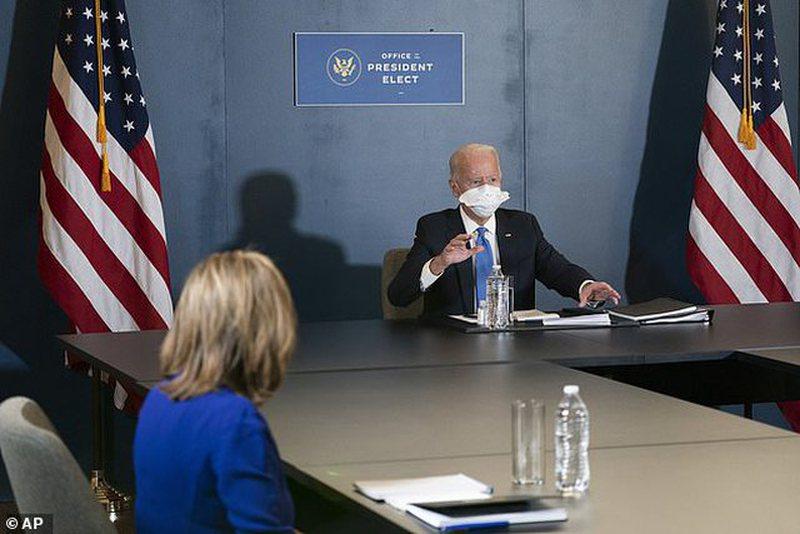 """""""Pse je i vetmi djalë..."""", Joe Biden humb sërish"""