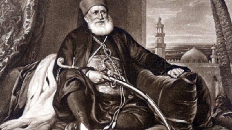 Të pathënat për Ali Pashë Tepelenën, emisarët