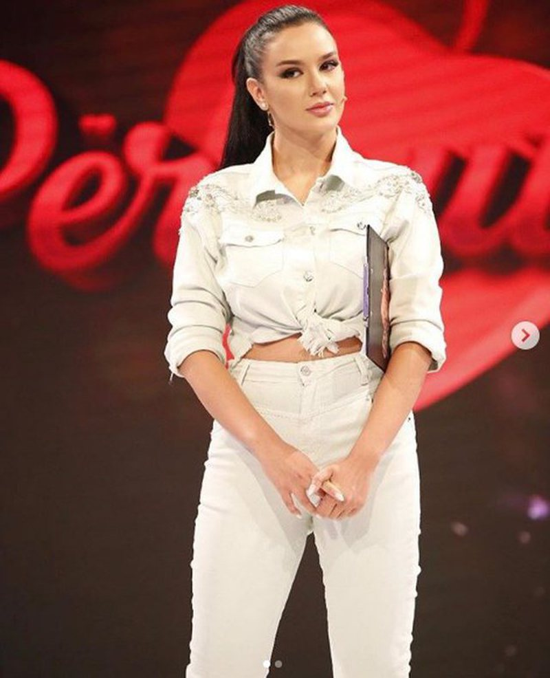 """Bora Zemani surprises, reveals for the first time who will join her """"Match  40 - Gossip"""