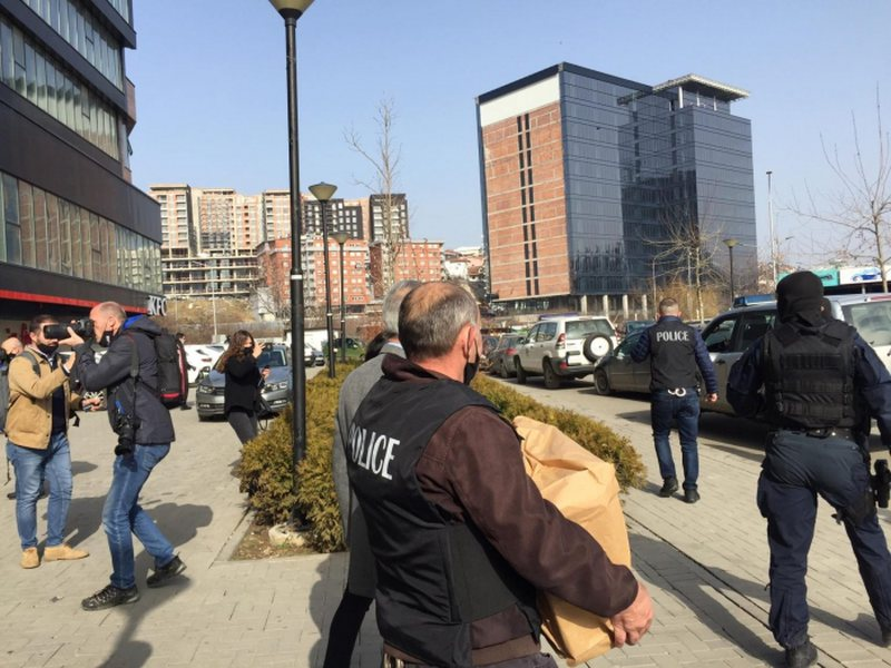 Operacion 'blic' nga Prokuroria dhe Policia: Arrestohen në