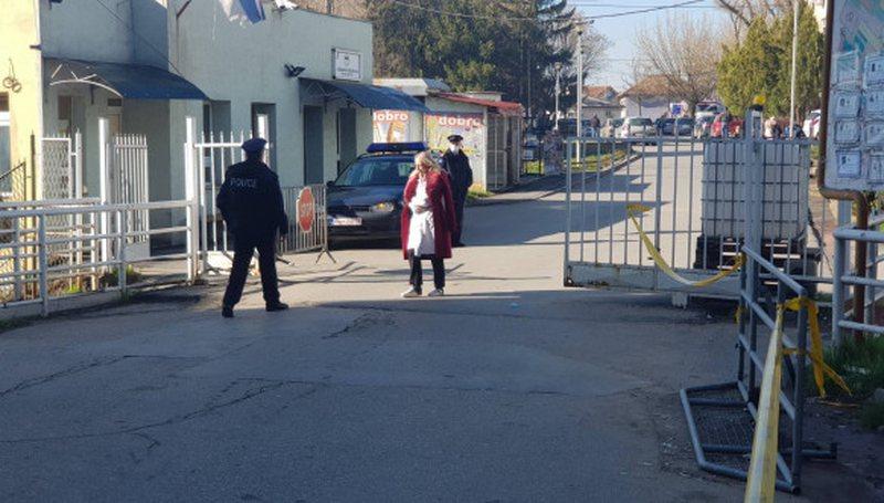 Kërcënimi për sulm/ Njësia Speciale e Policisë